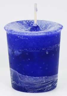 Creativity Herbal votive - purple [CVHCRE] - $2 95 : Sacred Iseum